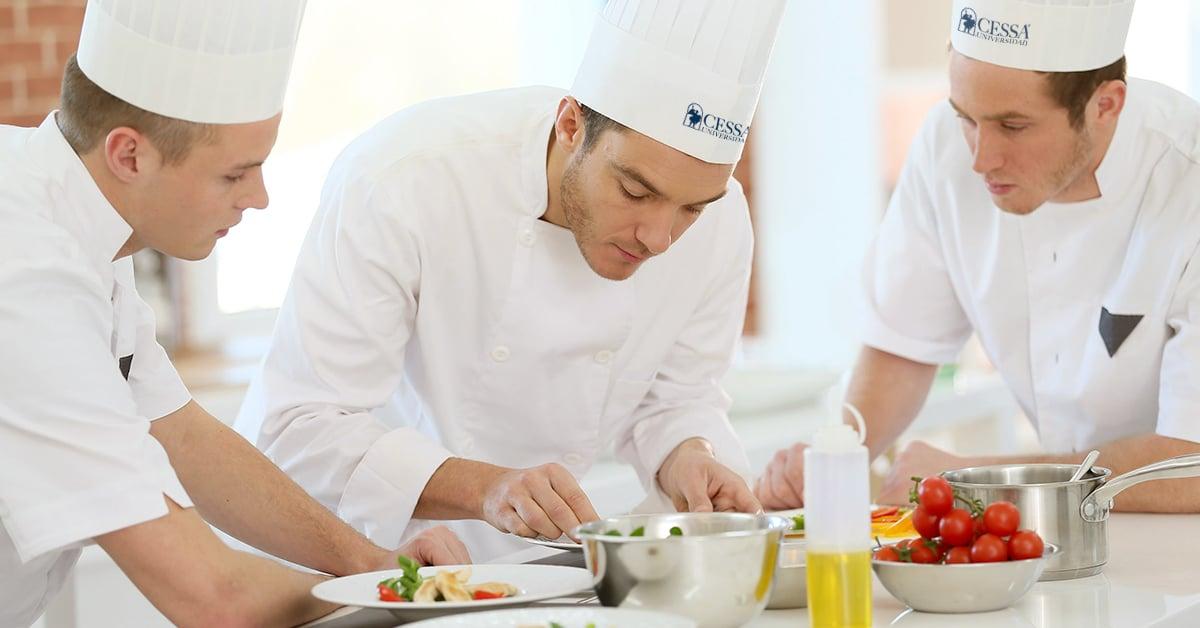 carreras gastronomía ciencias alimentos