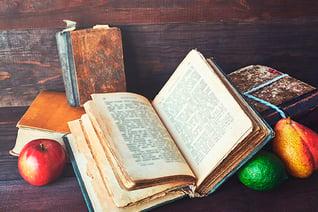 Literatura y Gastronomía