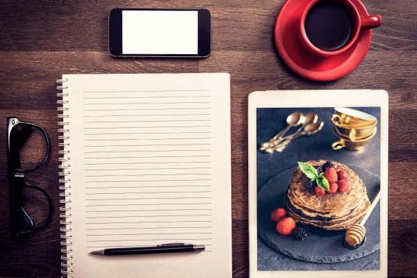 Taller Periodismo Gastronómico escuela de negocios de la hospitalidad y alimentación